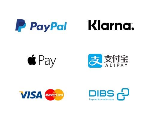 Betalningsmetoder webshop