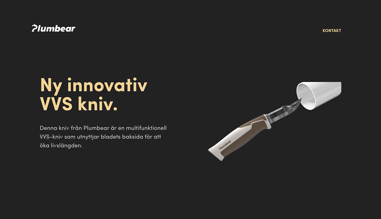 Plumbing knife website