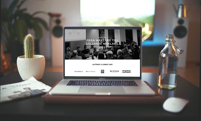webbyrå i stockholm