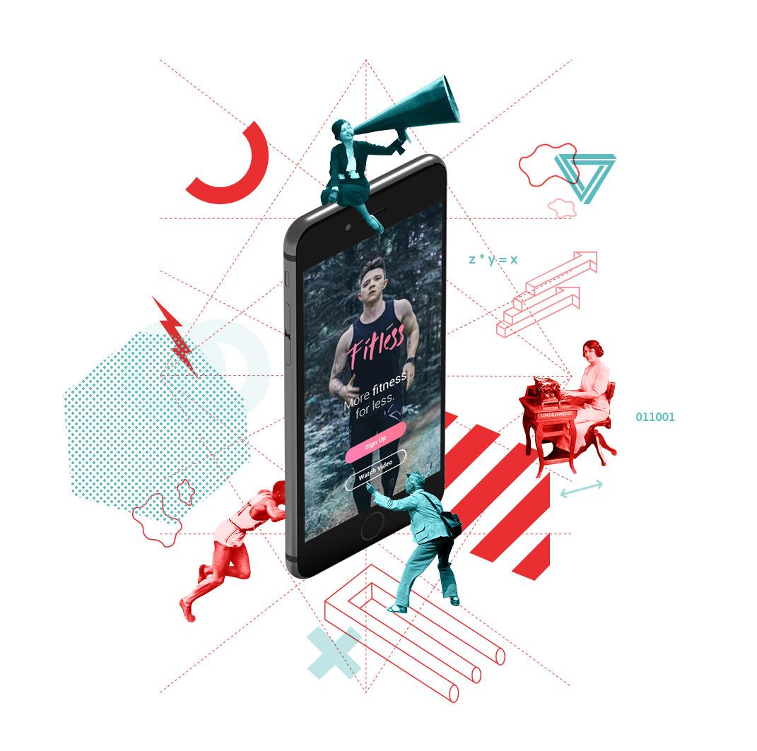app utveckling stockholm hybrid