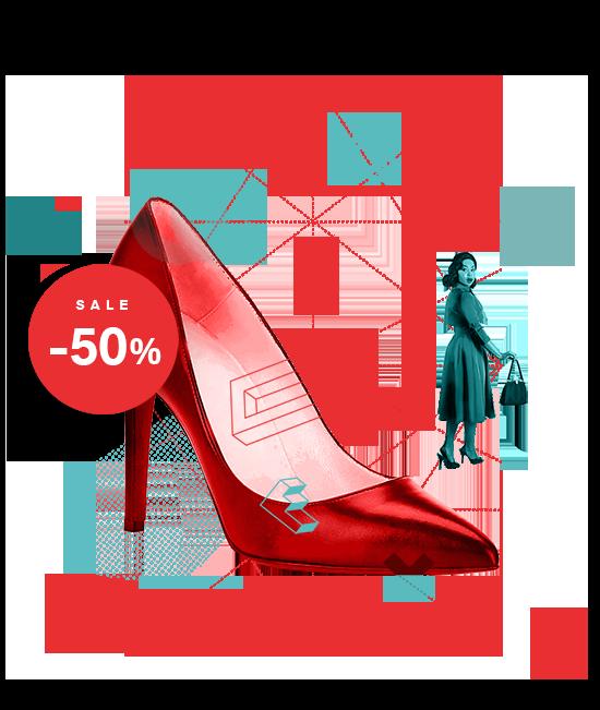 Persuade e-commerce customers